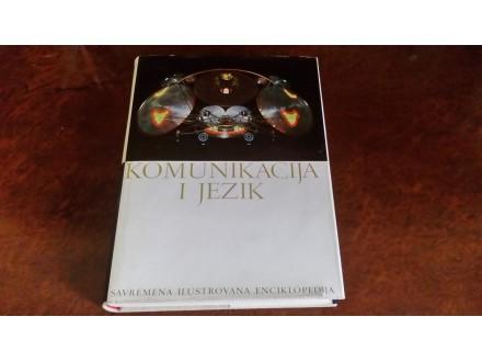 Komunikacija I Jezik - Savremena Ilustrovana Encikloped