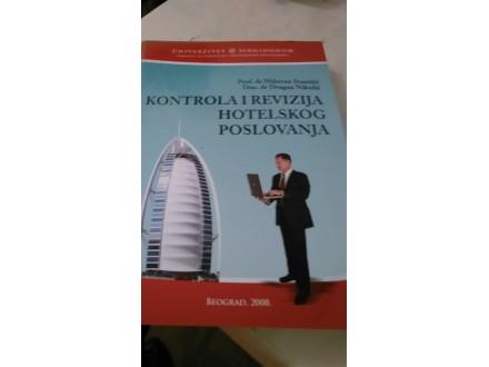 Kontrola i revizija hotelskog poslovanja - Stanišić