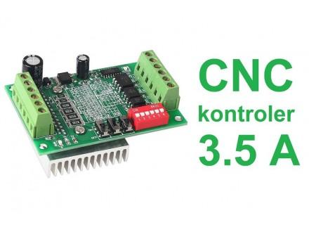 Kontroler i drajver za CNC masinu - 3.5A step motor