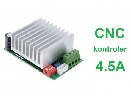 Kontroler i drajver za CNC masinu - 4.5A step motor