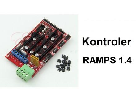 Kontroler za 3D stampac RAMPS 1.4