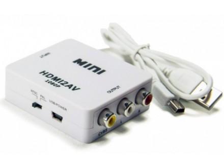 Konverter HDMI NA AV