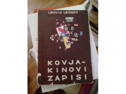 Kovjakinovi zapisi - Leonid Leonov