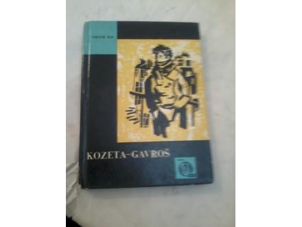 Kozeta-Gavroš - Viktor Igo