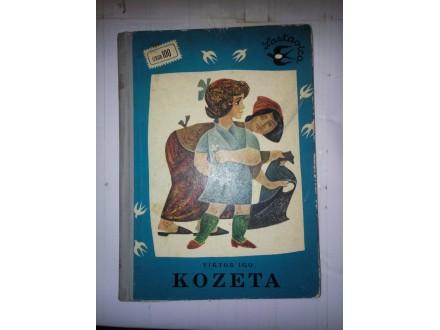 Kozeta - Viktor Igo