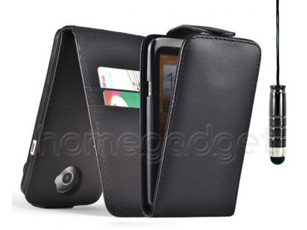 Kozna futrola (novcanik) za HTC One X