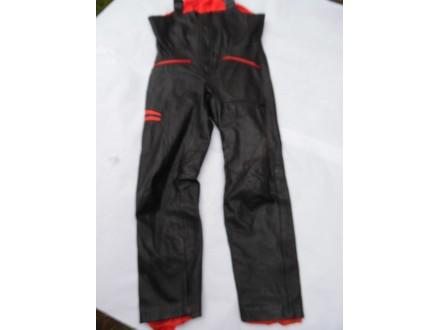 Kozne tregerice  MOTO pantalone