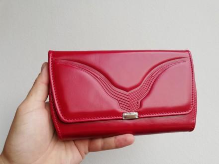Kožni ženski novčanik, model 333