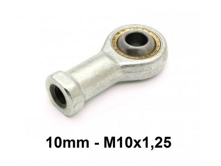 Kraj spone sa zglobom - Uska sa zglobom 10mm - SI10T/K