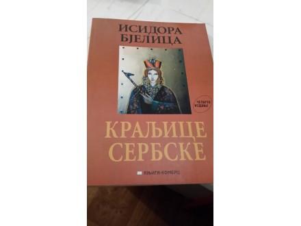 Kraljice serbske - Isidora Bjelica