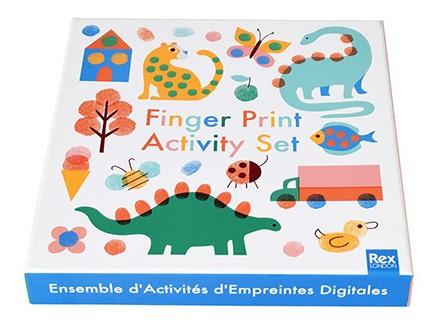 Kreativni set - Fingerprints