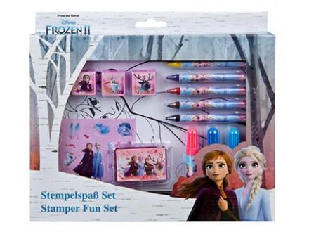 Kreativni set - Frozen II, Stamp - Frozen