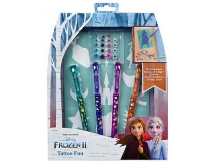 Kreativni set - Tattoo Fun, Frozen - Frozen