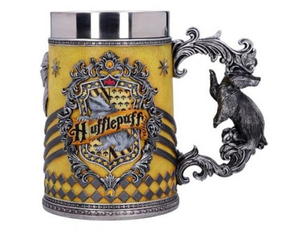 Krigla - HP, Hufflepuff Collectible - Harry Potter