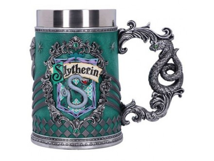 Krigla - HP, Slytherin Collectible - Harry Potter