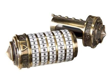 Kripteks Mini - The Da Vinci Code - Da Vinci Code