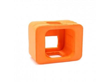 Kuciste za vodu za GoPro Hero 4s narandzasto (MS)