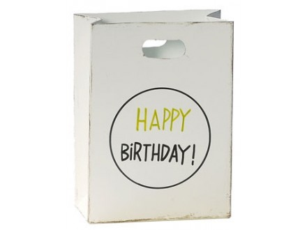 Kutija - Happy Birthday 9x12