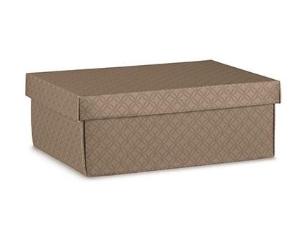 Kutija Matelasse Cuoio
