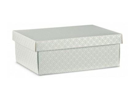 Kutija Matelasse Grigio