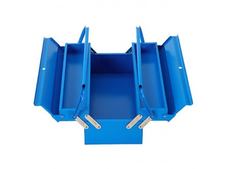Kutija za alat metalna - 3-delna