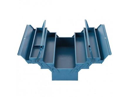 Kutija za alat metalna - 5-delna