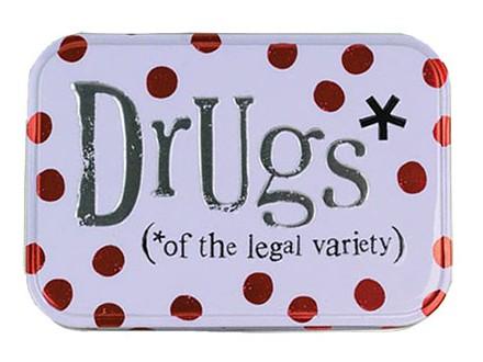 Kutija za lekove - Brightside, Drugs Of The Legal Variety - Brightside