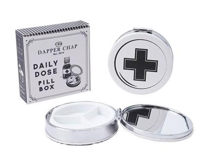 Kutija za lekove - Dapper Chap, Daily Dose - The Dapper Chap