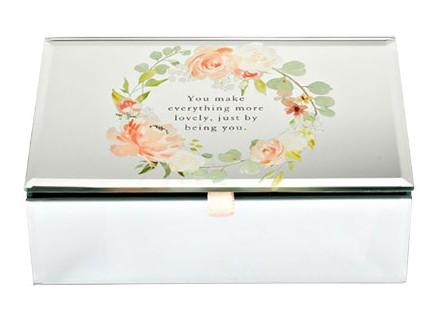 Kutija za nakit - Peaches &; Cream, You Make Everything More Lovely, Medium - Peaches &; Cream