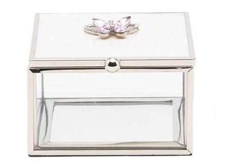 Kutija za nakit - Sophia, Embellished Butterfly - Sophia
