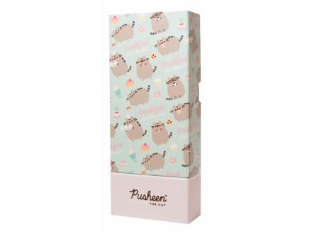 Kutija za olovke i držač za mobilni - Pusheen, Foodie - Pusheen