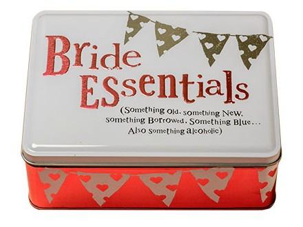 Kutija za sitnice - Bride Essentials Tin - Brightside