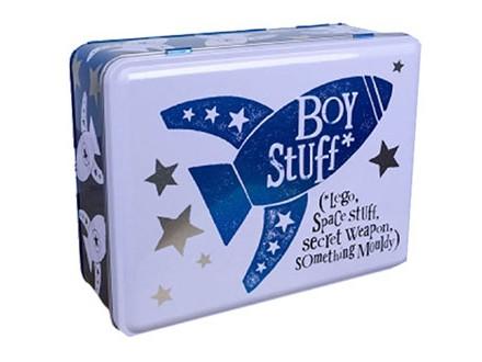 Kutija za sitnice - Brightside, Boy Stuff with Rocket - Brightside