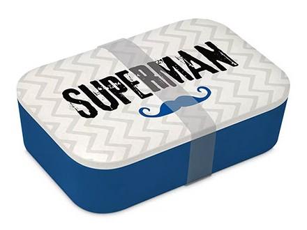 Kutija za užinu - Bamboo, Superman - Superman