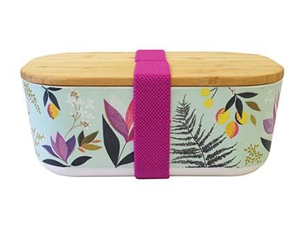 Kutija za užinu - Blue Orchard, Sara Miler, Bamboo - Sara Miller