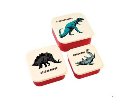Kutija za užinu set/3 - Prehistoric