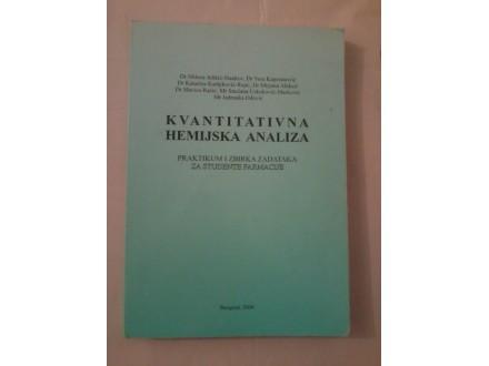 Kvantitativna hemijska analiza praktikum i zbirka