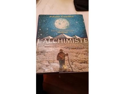 L` Alchimiste - Paulo Coelho