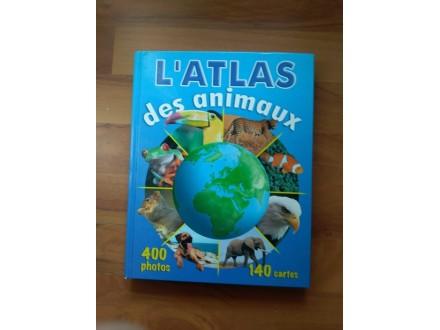 L Atlas des animaux