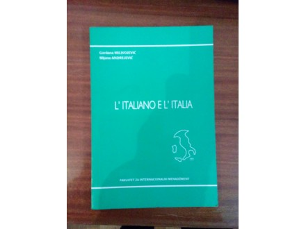 L` Italiano El` Italia - Milivojević Andrejević