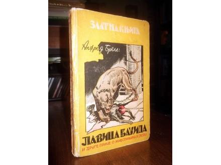 LAVICA BAHIDA (Zlatna knjiga, 1942, il. Đ. Lobačev)