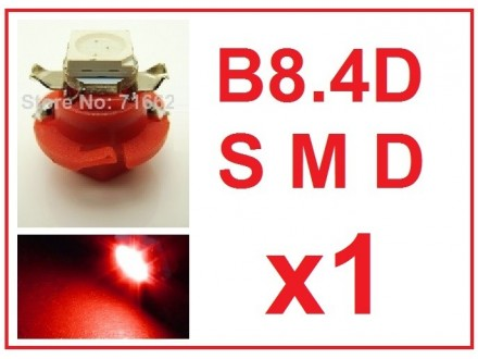 LED Sijalica - B8.4D za instrument tablu - 1 kom - CRV