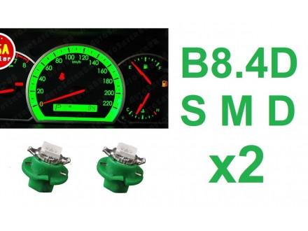LED Sijalica - B8.4D za instrument tablu - 2 komada