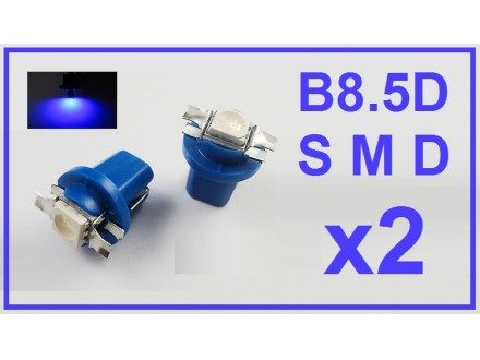 LED Sijalica - B8.5D za instrument tablu - 2 komada