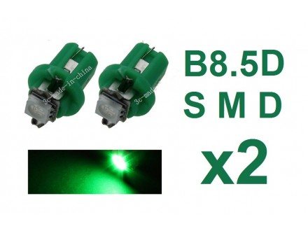 LED Sijalica - B8.5D za instrument tablu - 2 komada