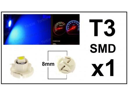 LED Sijalica - T3 za instrument tablu - 1 komad