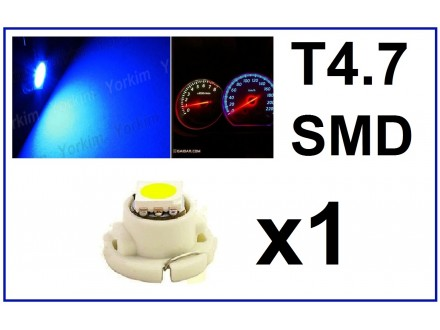 LED Sijalica - T4.7 za instrument tablu - 1 komad