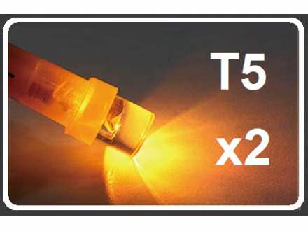 LED Sijalica - T5 za instrument tablu - 2 komada
