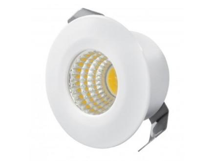 LED Ugradna lampa 3W 3200K toplo bela 28x40mm LUG-012-3/WW