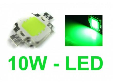 LED dioda 10W menja 100W - 520Lm